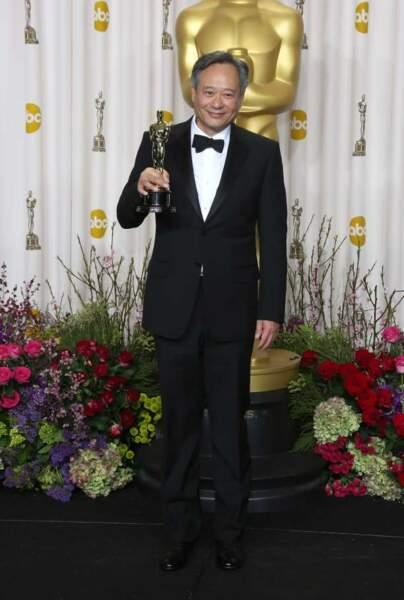 Ang Lee, meilleur réalisateur pour L'Odyssée de Pi
