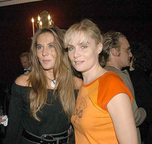 Mathilde et Emmanuelle Seigner