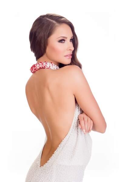 Julia Furdea, Miss Autriche 2014