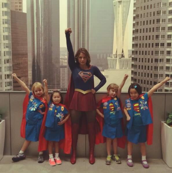 Supergirl a fait des émules