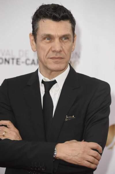 Marc Lavoine venu présenter la nouvelle série de TF1, Crossing Lines