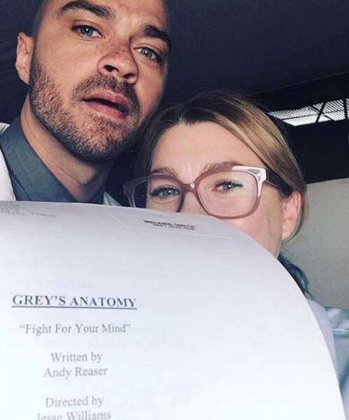 Jesse Williams a fièrement réalisé un épisode de Grey's Anatomy !