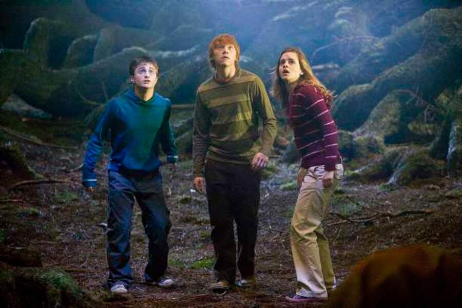 Harry Potter et l'ordre du Phénix, de David Yates (2007)