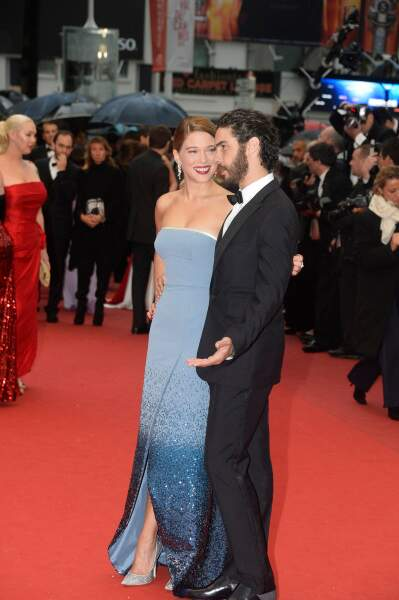 Léa Seydoux et Tahar Rahim, couple star de Grand Central