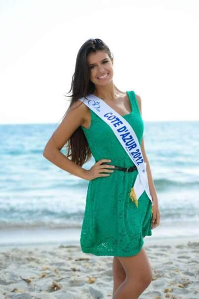 Miss Côte d'Azur (Charlotte Mint)