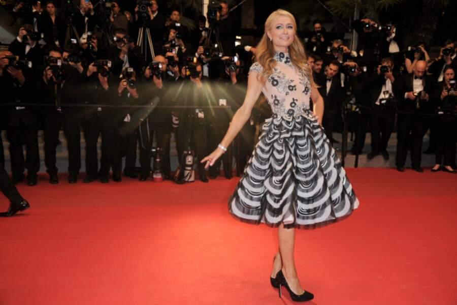 Paris Hilton, toujours star
