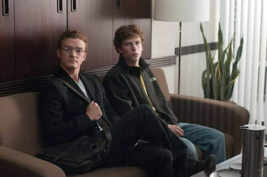 The Social Network (David Fincher, 2010) : avec Jesse Eisenberg
