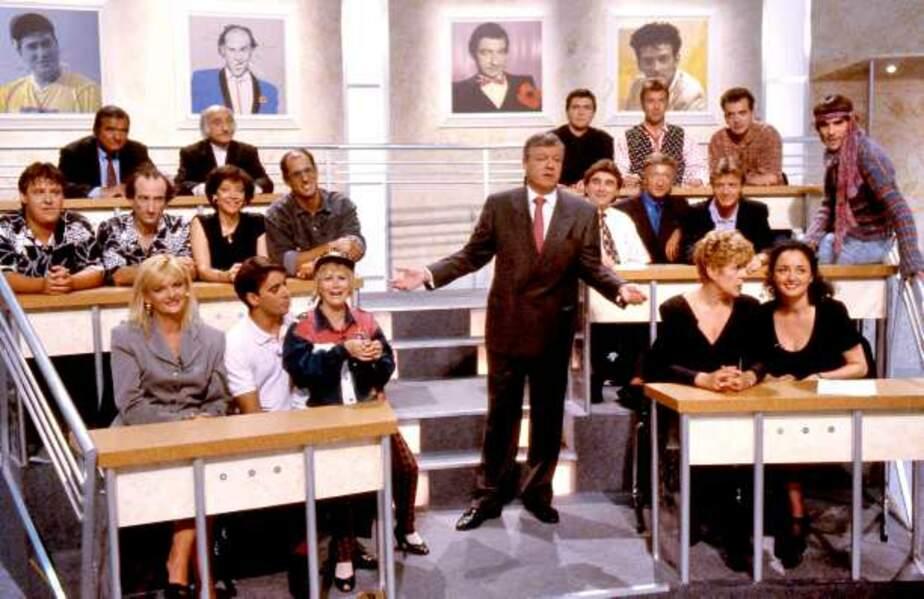 La Classe - Fabrice (1987)