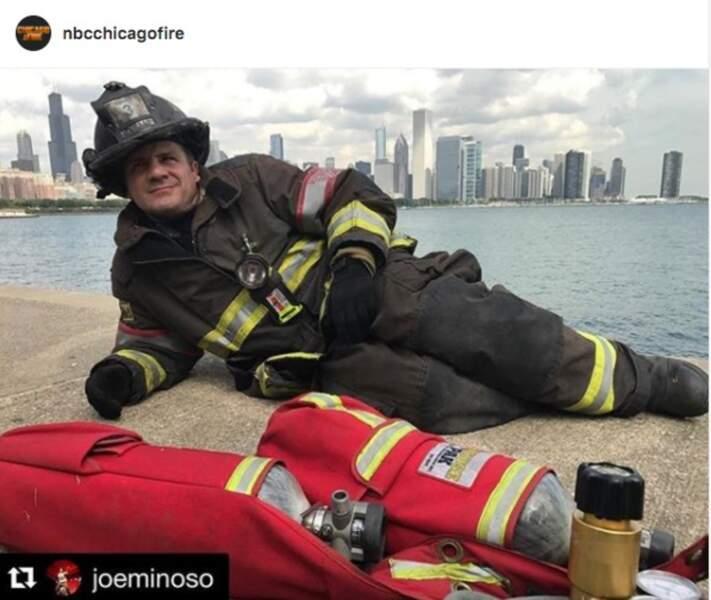 Et une jolie pose du côté de Chicago Fire ! À la semaine prochaine pour de nouvelles aventures sérielles.