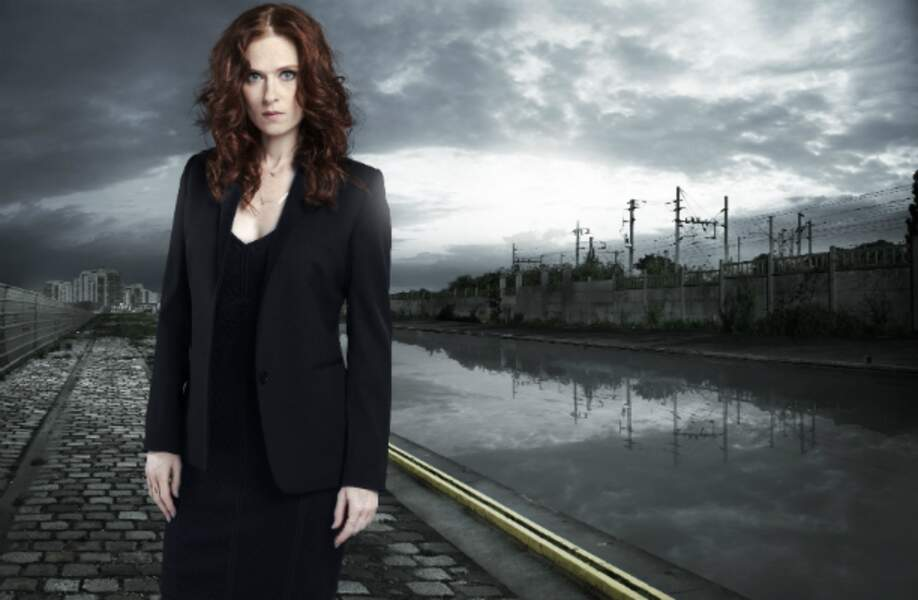 Elle interprète aussi Joséphine Karlsson dans Engrenages sur Canal +