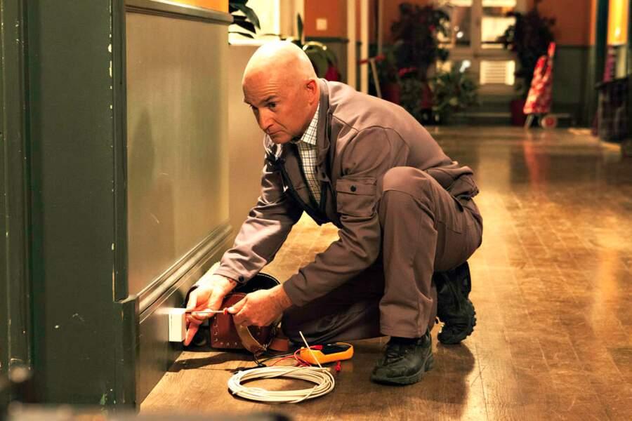 Vincent Lagaf', un technicien voyeur