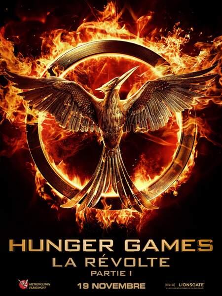 Hunger Games- La Révolte: Partie 1 (sortie le 19 novembre 2014)