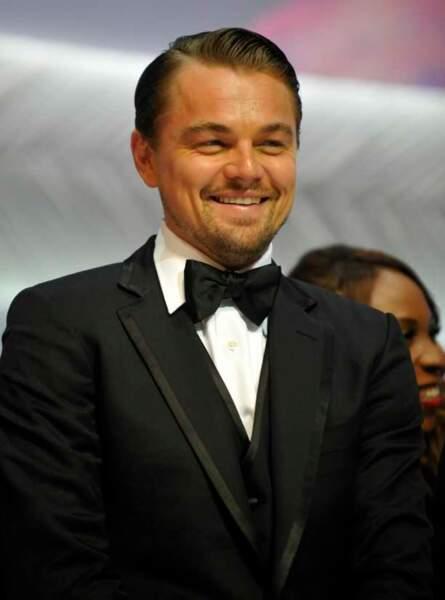 Leonardo DiCaprio à l'honneur