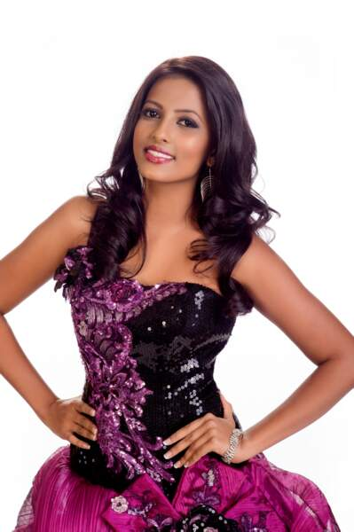 Pallavi Gungaram, Miss Ile Maurice 2014