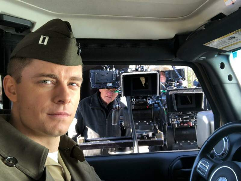 Luke Mitchell, connu pour ses rôles dans Blindpost ou Les Agents du SHIELD, a une nouvelle série sur CBS : The Code