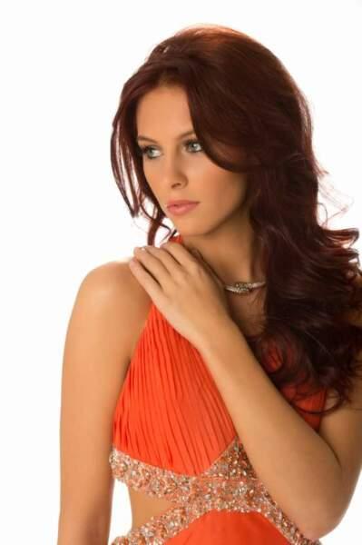 Miss Allemagne (Alicia Endemann)