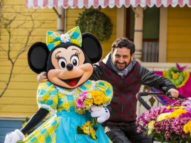 Les stars fêtent le printemps à Disneyland Paris
