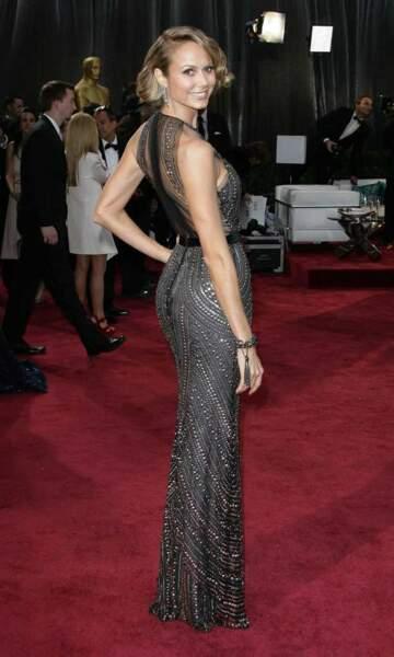 Stacy Keibler sans George Clooney