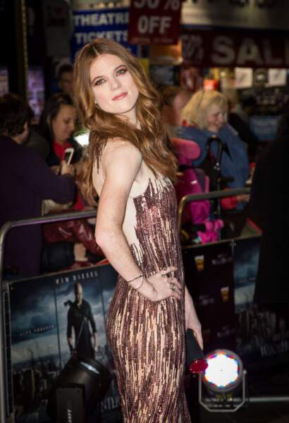 Rose Leslie (Downton Abbey, Game of Thrones).