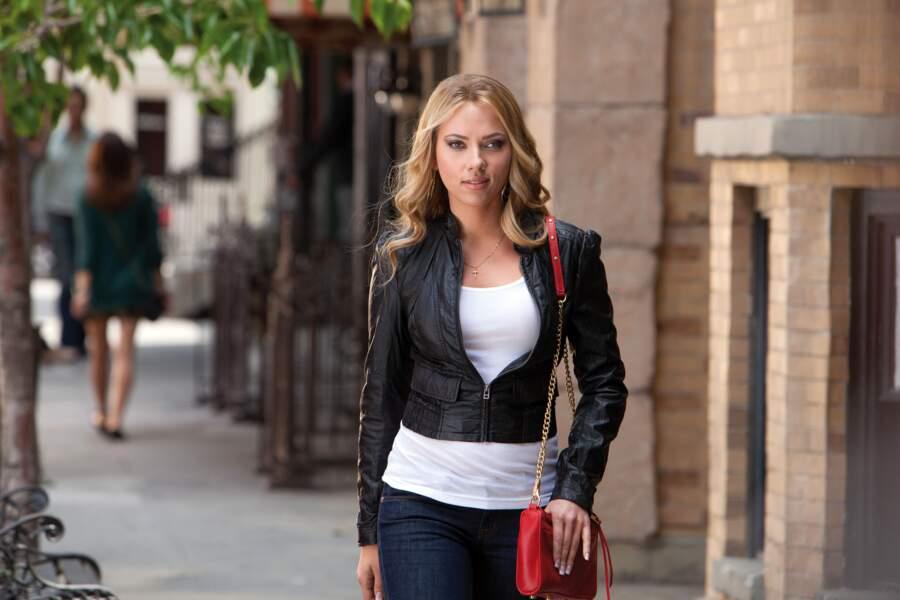 3) Scarlett Johansson (968,9 millions d'euros)