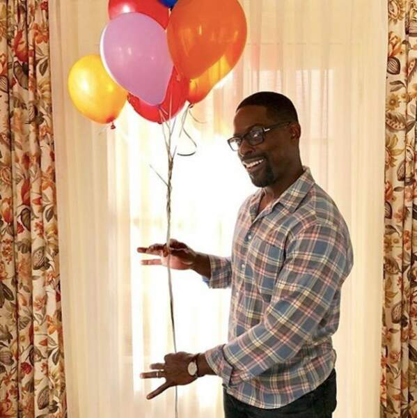 This Is Us a fêté dignement l'anniversaire de Sterling K. Brown