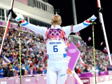 JO de Sotchi : Martin Fourcade décroche la première médaille