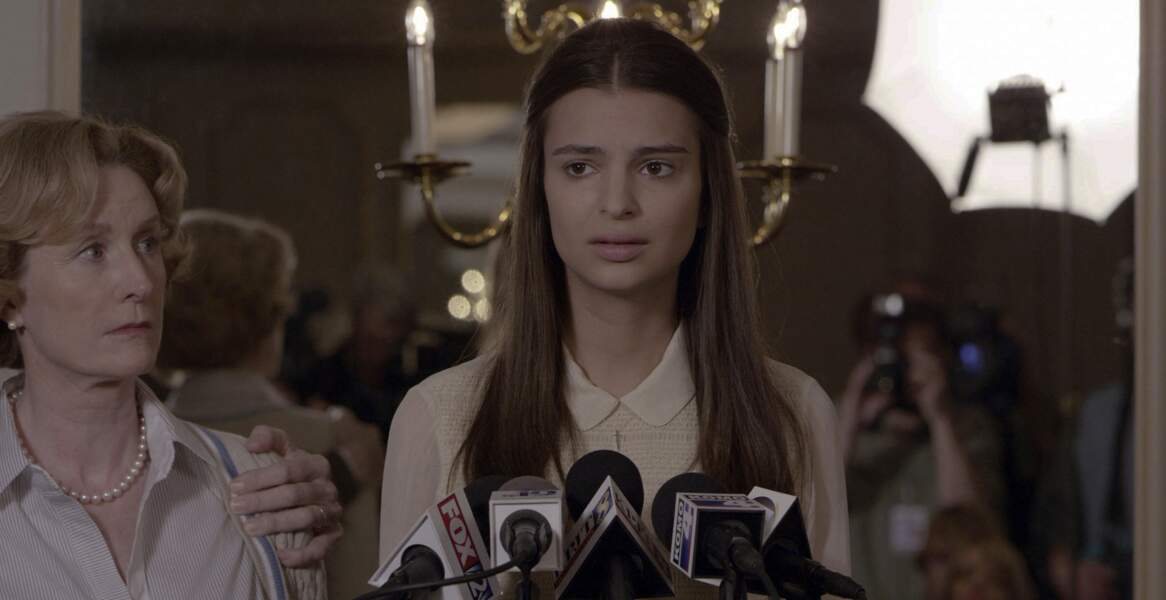 Emily Ratajkowski dans Gone Girl de David Fincher (2014)