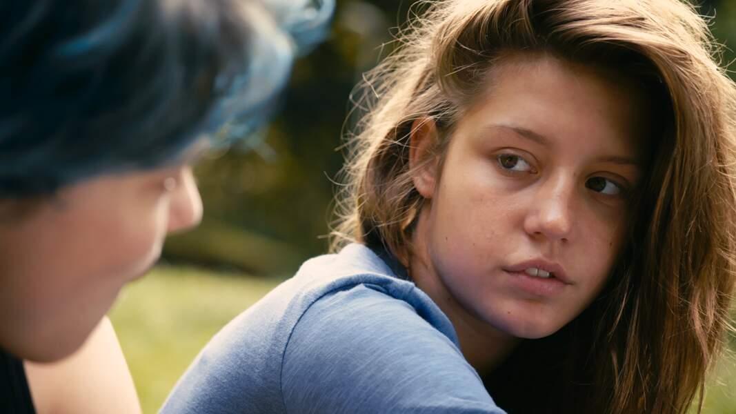 Adèle Exarchopoulos (La Vie d'Adèle) (catégorie meilleur espoir)