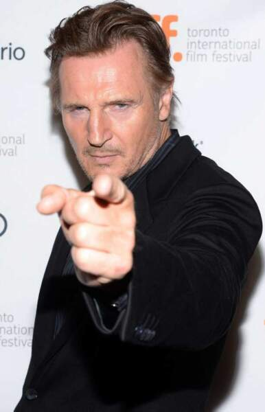 "Liam Neeson : ""We Want You !"""