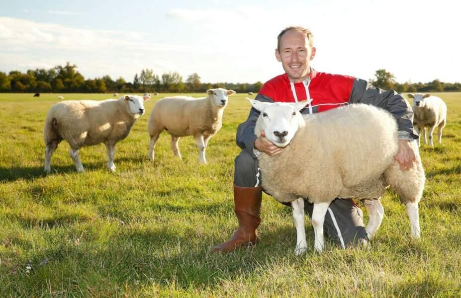Guillaume, 31 ans, Auvergne, éleveur de brebis