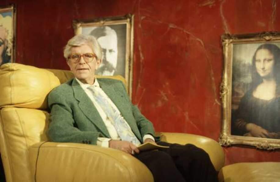 Le divan - Henry Chapier (1987)