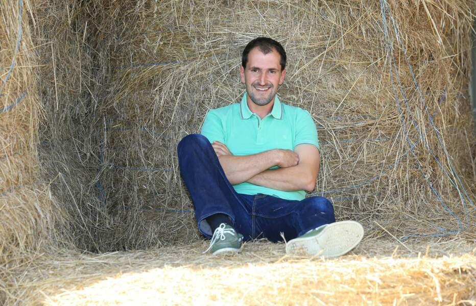 Jean-Baptiste, 32 ans, Midi-Pyrénées, éleveur de vaches allaitantes et de volailles