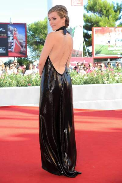 "Red carpet arrivals for ""Tom a la ferme"" at 70th Venice Film Festival"