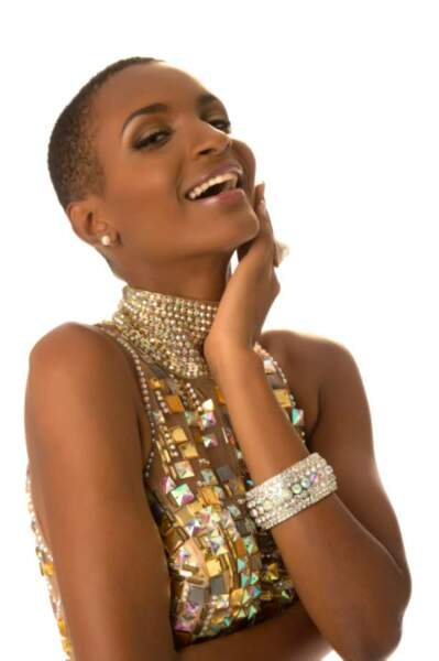 Miss Tanzanie  (Winfrida Dominic)