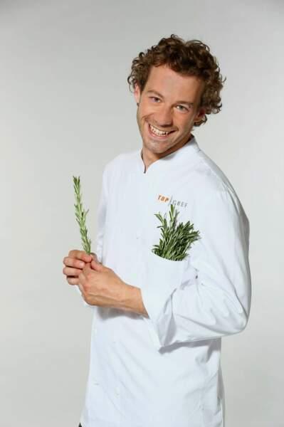 Steven Ramont, 27 ans, ancien chef de cuisine (Faumont, Nord-pas-de-Calais)