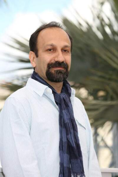 Le réalisateur iranien Asghar Farhadi