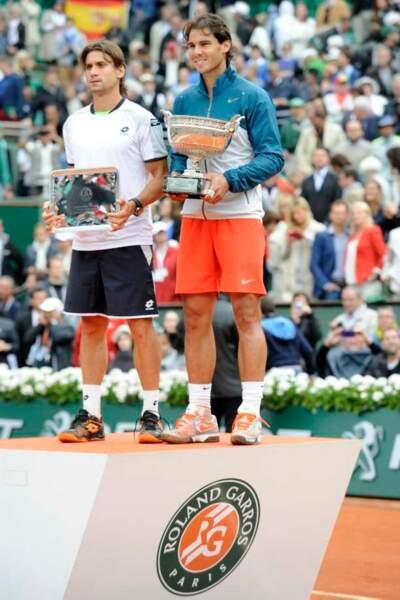 Deux Espagnols sur le podium mais à la fin c'est toujours le même qui gagne