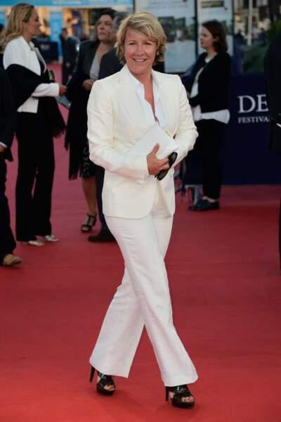 Ariane Massenet, présentatrice de Est-ce que ça marche ? sur D8