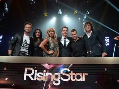 L'avant-première de Rising Star