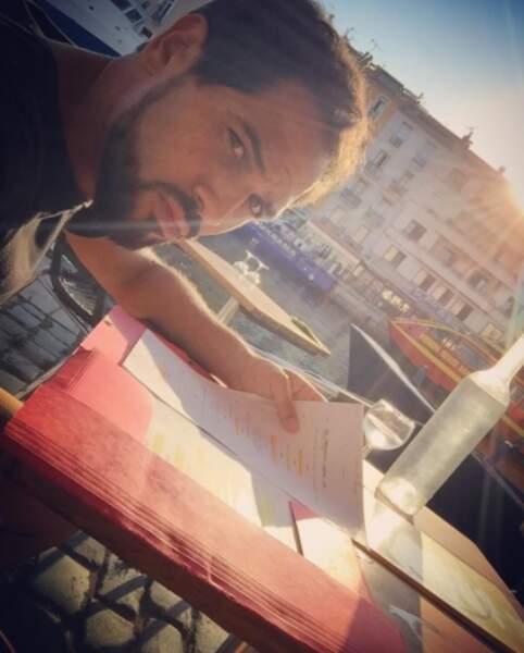 À Sète, les acteurs travaillent sous le soleil