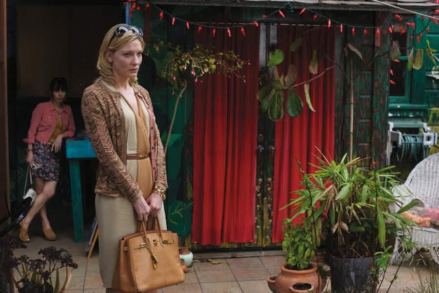 Cate Blanchett, formidable en bourgeoise délaissée et oscarisée dans Blue Jasmine (2013)
