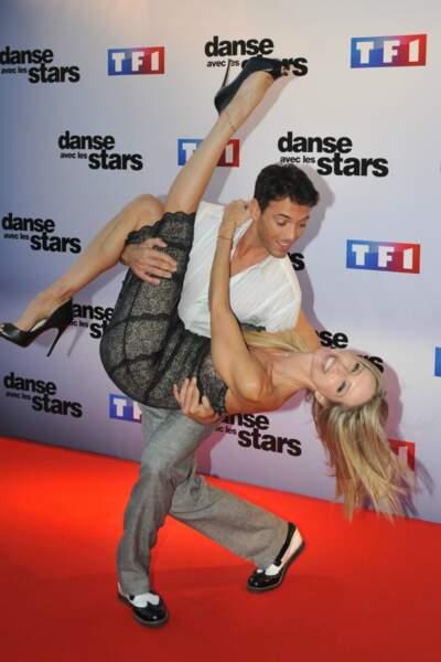 2014 : Tonya Kinzinger renverse les jurés et le public de Danse avec les stars