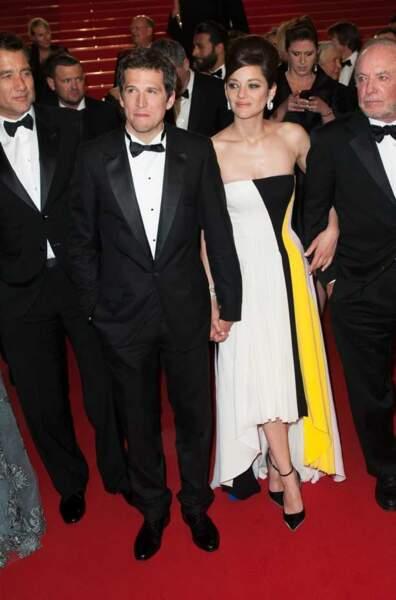 Le réalisateur a fait jouer sa compagne dans Blood Ties, présenté à Cannes en sélection officielle