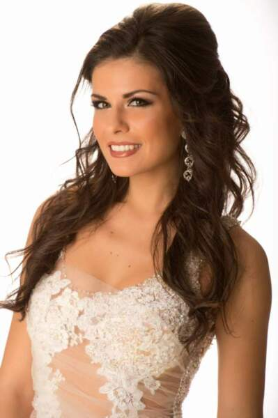 Miss Grèce (Vasiliki Tsirogianni)