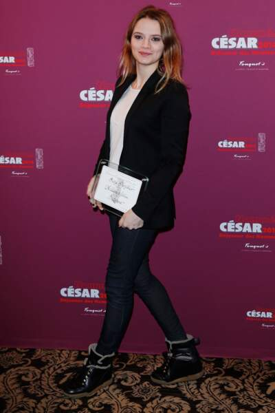 Sara Forestier - catégorie meilleure actrice pour Suzanne