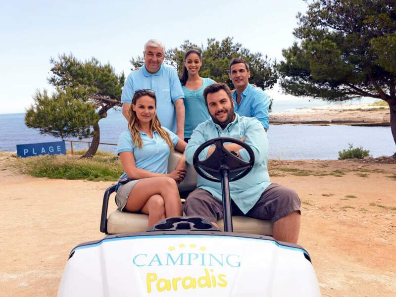Tout roule au Camping Paradis