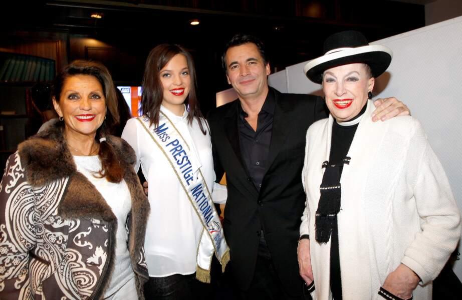 Il animera la soirée et annoncera le nom de celle qui succédera à Marie-Laure Cornu, Miss Prestige National 2014
