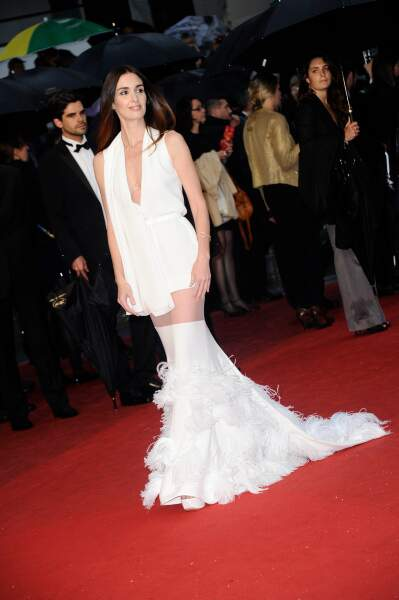 Une robe audacieuse pour ¨Paz Vega