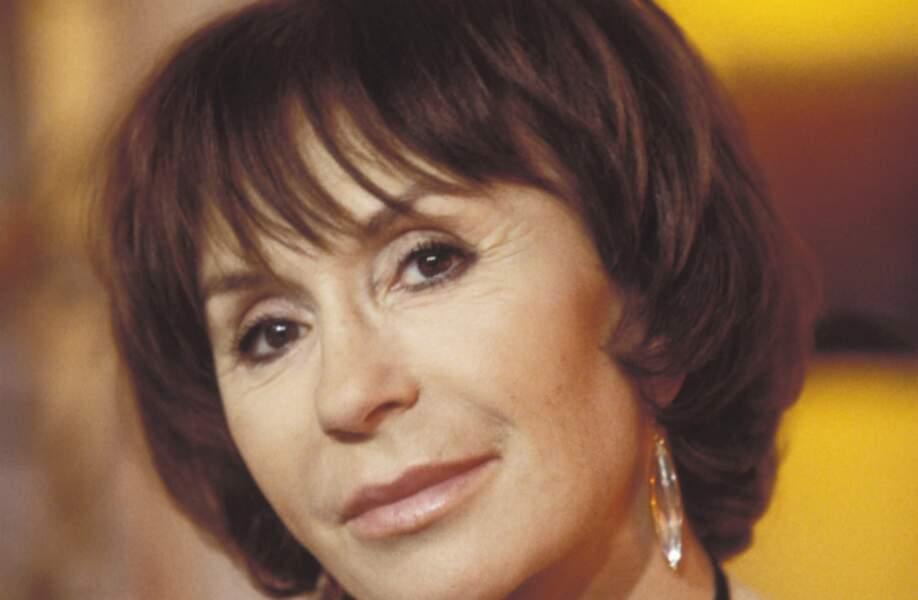La comédienne Danièle Évenou
