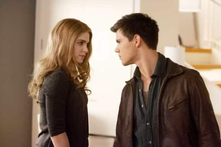Rosalie et Jacob - Twilight chapitre 4 : Révélation première partie